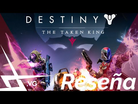 Reseña Destiny: The Taken King (PS4 / PS3 / ONE / 360) - XOver TV