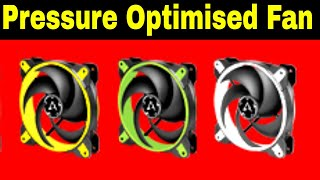Arctic BioniX P140 - Pressure-optimised 140 mm Gaming Fan with PWM PST  Unboxing and usage