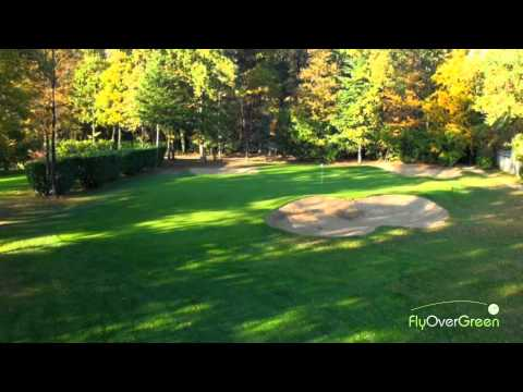 Racing Club De France – drone aerial video – La Forêt – Hole#02