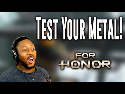 For Honor Orochi ∙ Test Your Metal! [PVE Mode]