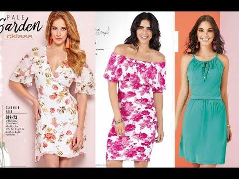 Vestidos De Moda 2018 Primavera Verano