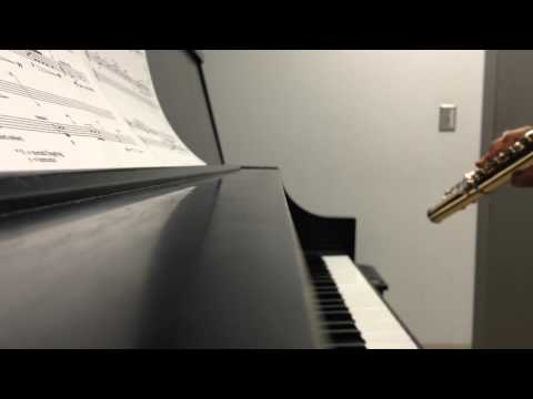 Alto flute for relaxation