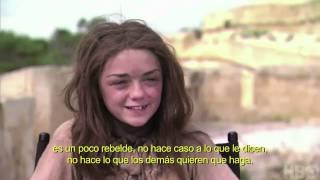 Juego de Tronos - The Artisans - Arya Stark (subtitulado)