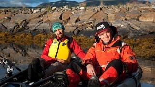 Морская рыбалка на каяке в Норвегии. NCFA (А. Божук, А. Старков)(Nordic Coastal Fishing Adventure - проект посвященной прибрежной рыбалке в Норвегии. Вдоль северного берега Норвегии мы..., 2015-12-03T08:10:32.000Z)