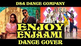 Enjoy Enjaami | maajja | DSA DANCE COMPANY I DANCE VIDEO