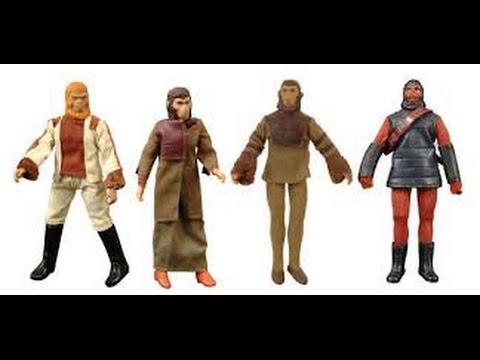 Mego Talk #3: The Planet of the Apes Megos and others Apes figures