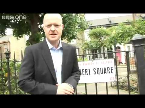 On Set with Jake Wood - Max Branning