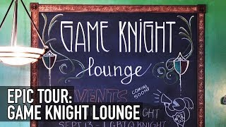 Epic Tours | Game Knight Lounge Portland, Or