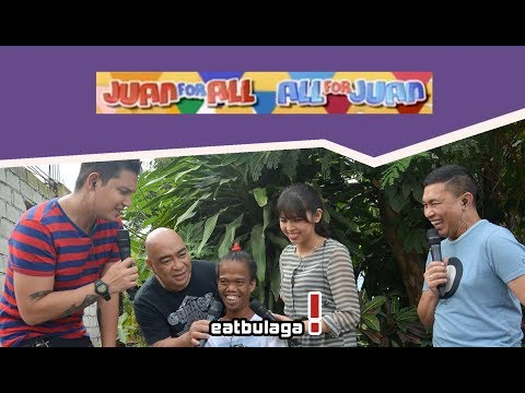 Juan For All, All For Juan Sugod Bahay | January 30, 2018