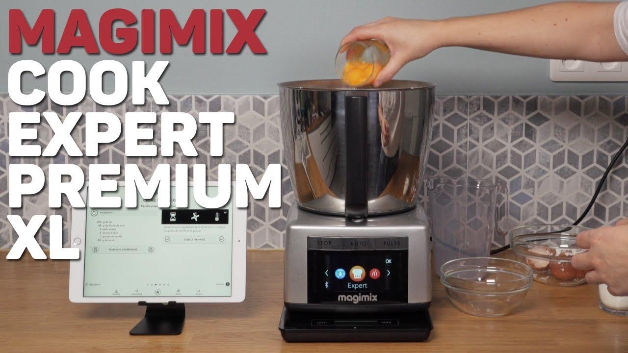 Thermomix Ou Magimix Que Choisir magimix cook expert premium xl - prise en main