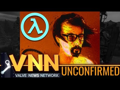 An Unconfirmed Half-Life 3 Story Leak