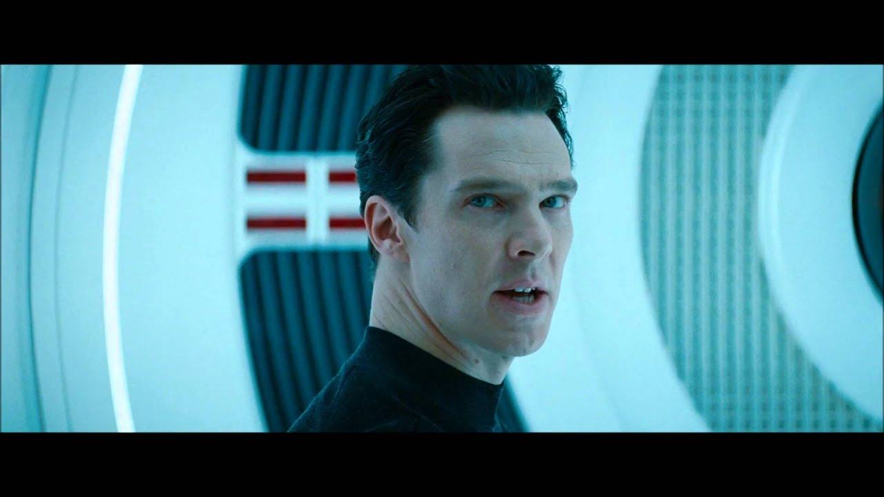 Star Trek Into Darkness - My Name Is Khan - YouTube