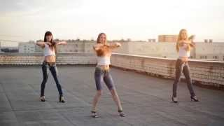 Turbo Go - Крыша. Павел Воля - Я танцую.