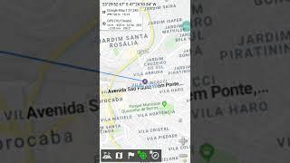 Princípios básicos para navegar com o All-in-one Offline Maps screenshot 3