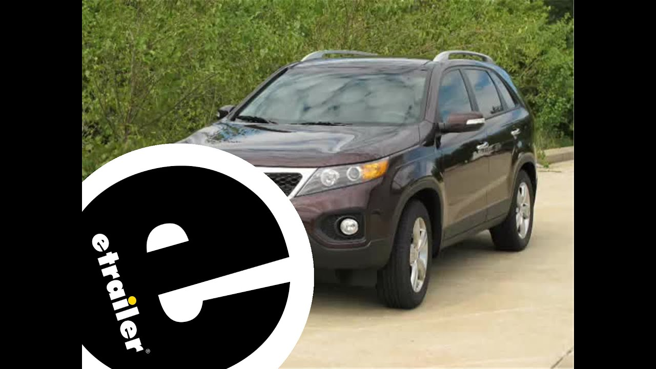 maxresdefault trailer hitch installation 2012 kia sorento youtube kia sorento trailer wiring harness 2011 at gsmportal.co
