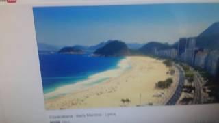 Barry Manilow. Copacabana. Vocal cover.