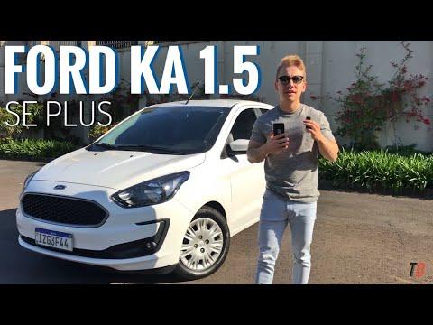 Ford Ka Se Plus 1 5 Detalhes Internos E Externos Youtube