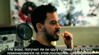 LPTV - Victorious (A LIGHT THAT NEVER COMES Behind The Scenes)[РУССКИЕ СУБТИТРЫ]