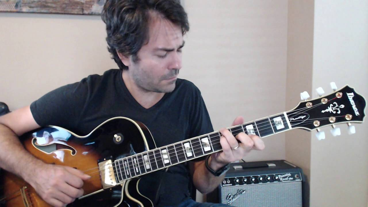 Body & Soul - Jazz Guitar Chord Melody