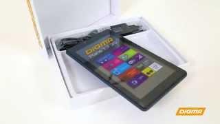 видео Digma Plane E10.1 3G - Обновление И Прошивка
