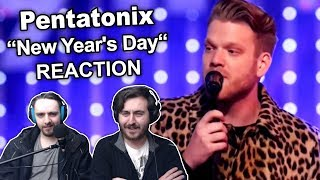 """Pentatonix - New Year's Day"" Reaction"