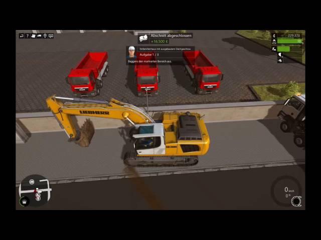Let's Play Bau-Simulator 2015   Ein kleines Häuschen zwischendurch   Folge #013