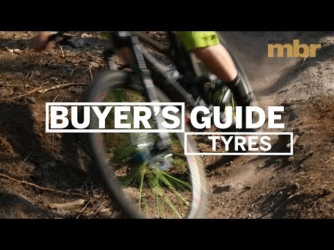Best mountain bike tyres for 2018 - MBR