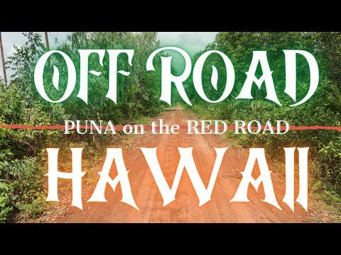 PUNA KALAPANA HAWAII OFFROAD !!!