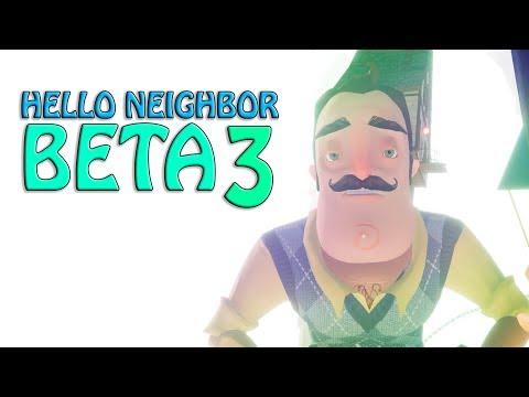 HELLO NEIGHBOR BETA 3 SECRETS [🔴LIVE]