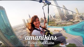 XLine XDubai with Amanikins!