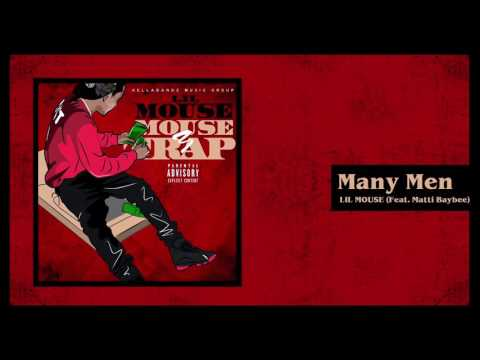 Lil Mouse - Many Men ft Matti Baybee (Official Audio)