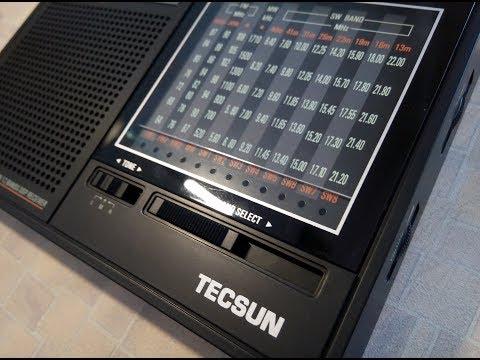 """#Tecsun R-2010D _ распаковка и быстрый обзор радиоприемника"""""""