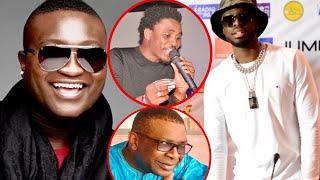 DADJU «L'artiste le plus talentueux au Sénégal c'est Clayton Hamilton mais pas...