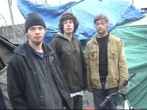 Interview with Group of homeless Youths