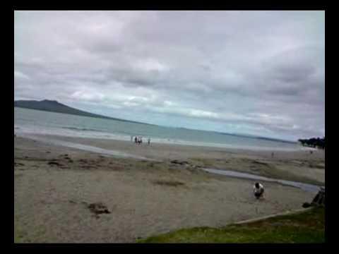 Takapuna beach, Auckland, New Zealand