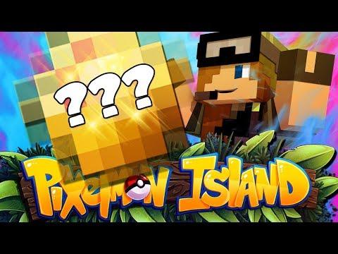 I FOUND A SHINY!! - Pixelmon Island Season 2 Episode 9 (Minecraft Pokemon!)