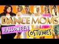 Dance Moms DIY COSTUMES! Halloween Costumes 2017! DanceMoms JoJo Siwa