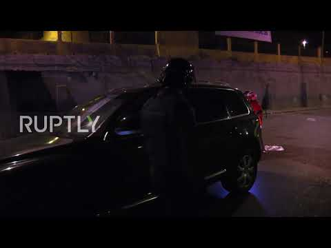 Spain: Three Civil Guards injured in stampede at Ceuta-Morocco border