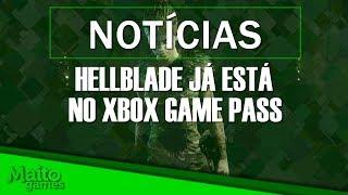 Epic Games quer o crossplay de todas as formas e HELLBLADE no Xbox Game Pass