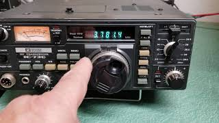 ICOM IC-730 HF Transceiver
