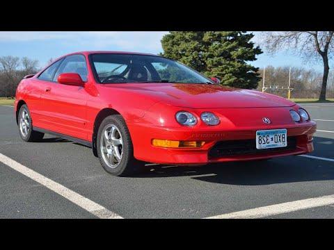 2000 Acura Integra GSR : 55k Miles Walkaround & Drive