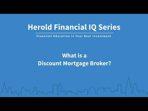 what-is-a-discount-mortgage-broker?