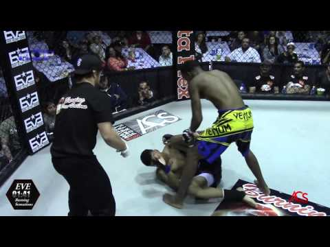 """Knockout Promotions"" 44 Jose Johnson vs Andrew Muyskens"