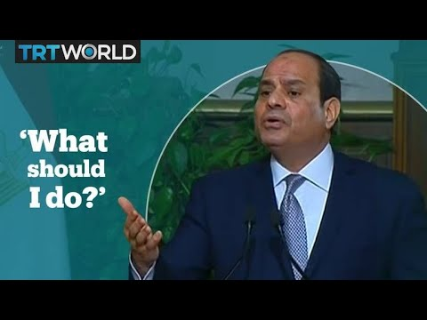 Egypt's Sisi asks for advice