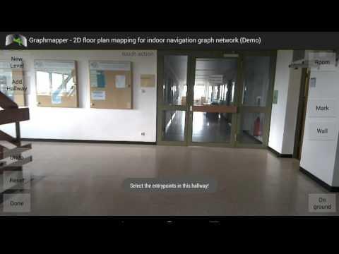 Google Project Tango - Tango Graphmapper 1.0 (Demo)