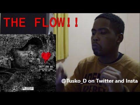 Areece & DJ Maphorisa - They Love Me ( Reaction Video.)