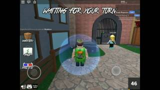 Playing with ali h two Bros roblox