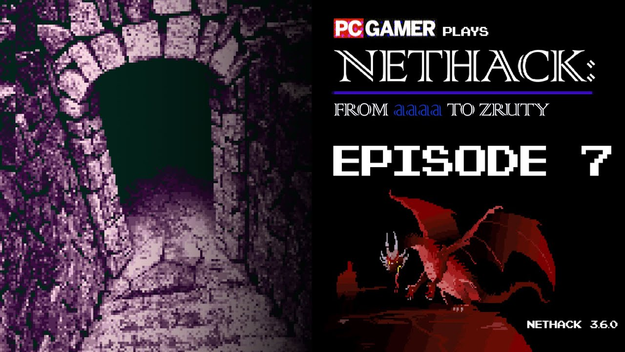 NetHack from aaaa to Zruty: Ep 7 — Fully exploring a Bones level