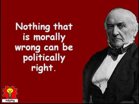 Creative quotations from william e gladstone for dec 29 youtube sciox Choice Image