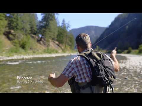 Fishing in the Similkameen Valley | Enjoy our Rivers and Lakes